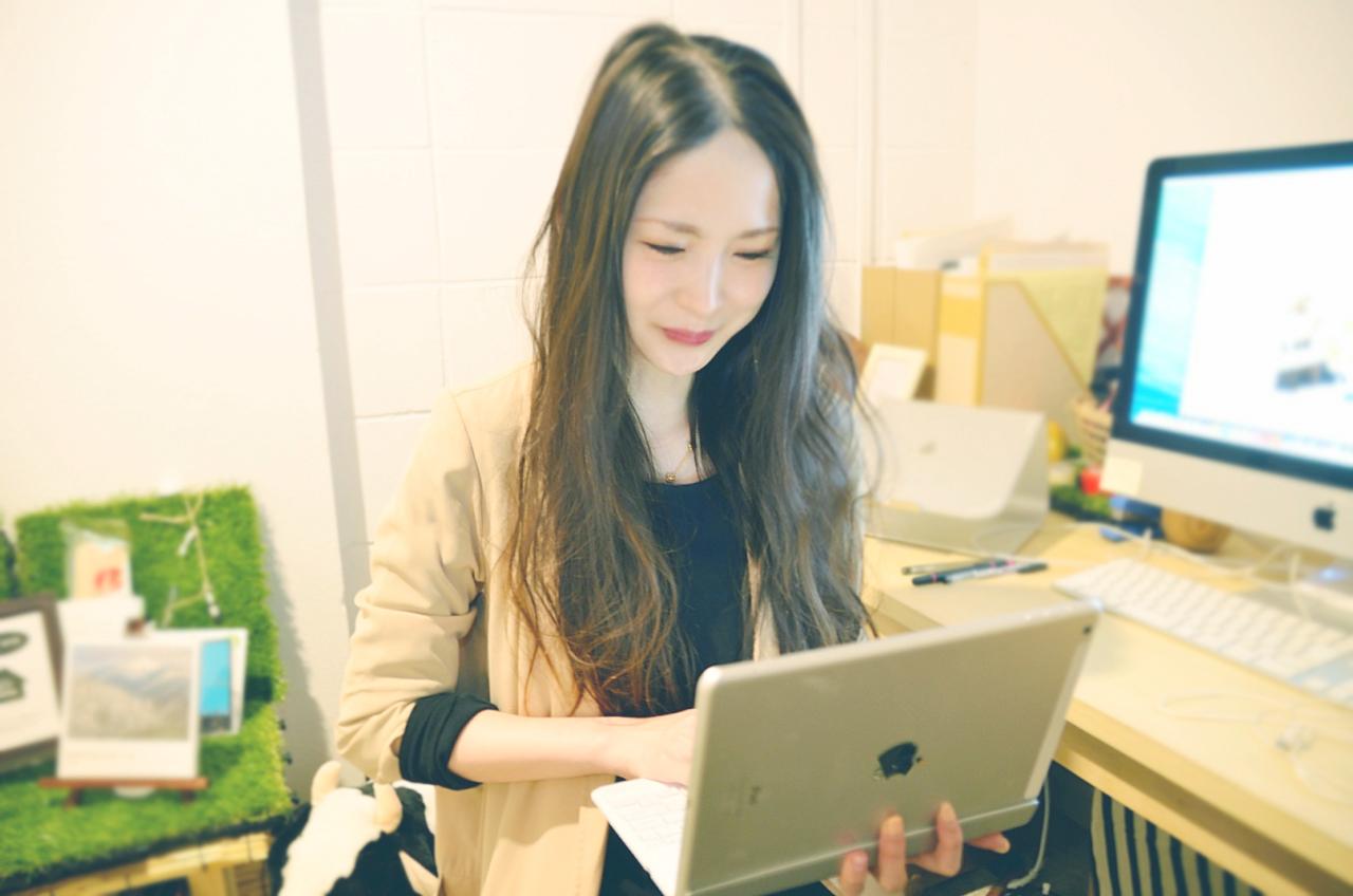 デザインとWebの力で秋田を変えていく。オフィスデザインファーム代表 Webデザイナー「遠藤貴絵」さんインタビュー(前編)|CLOCKNOTE