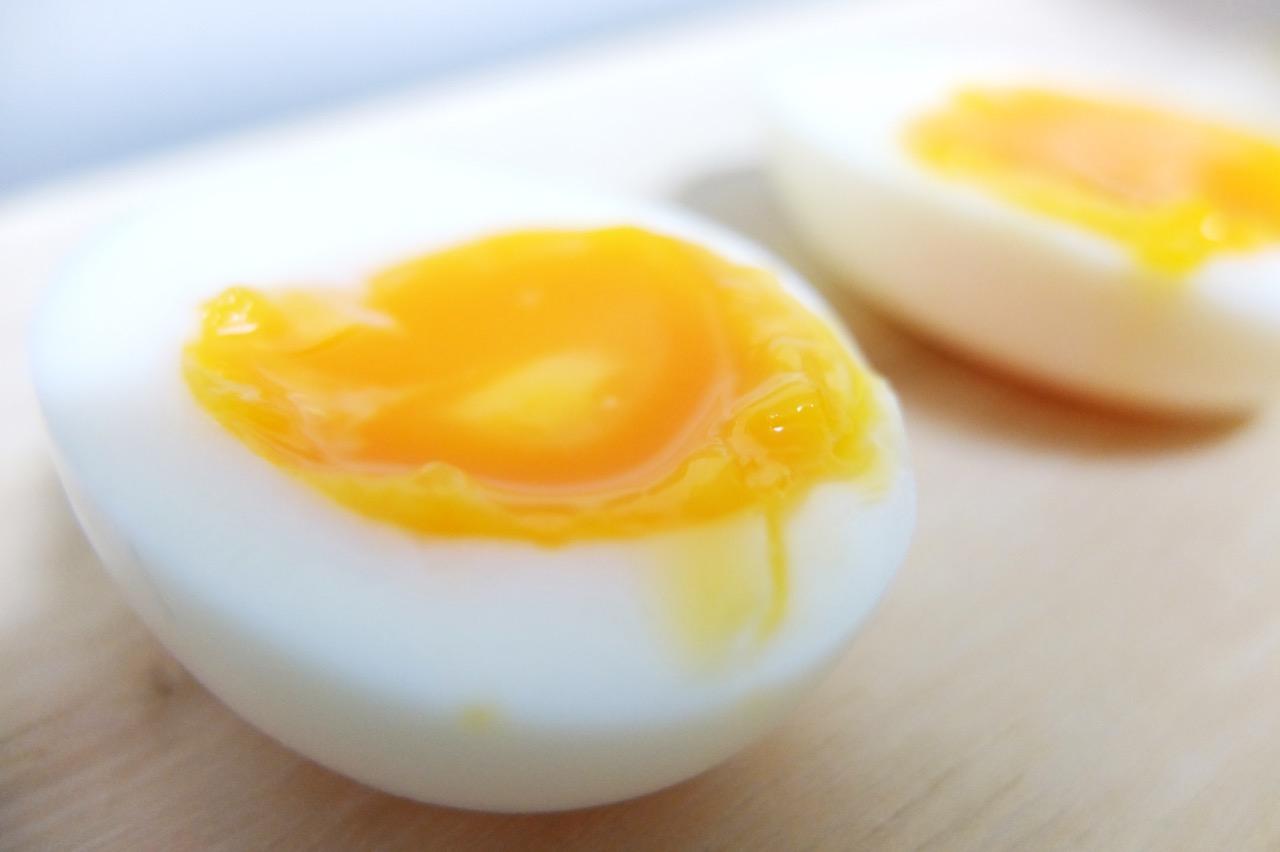 とろとろ半熟卵の失敗しない作り方