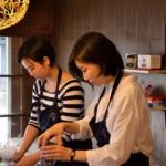私の作品はカフェプロジェクト。秋田の美大生が運営する期間限定の古民家カフェ「ウズズカフェ」に行ってウズウズしてきた