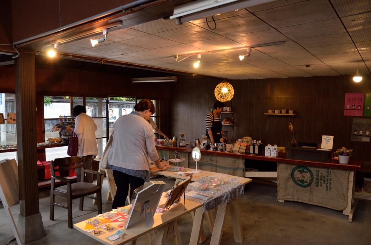 uzz.cafe(ウズズカフェ)|旧川口邸