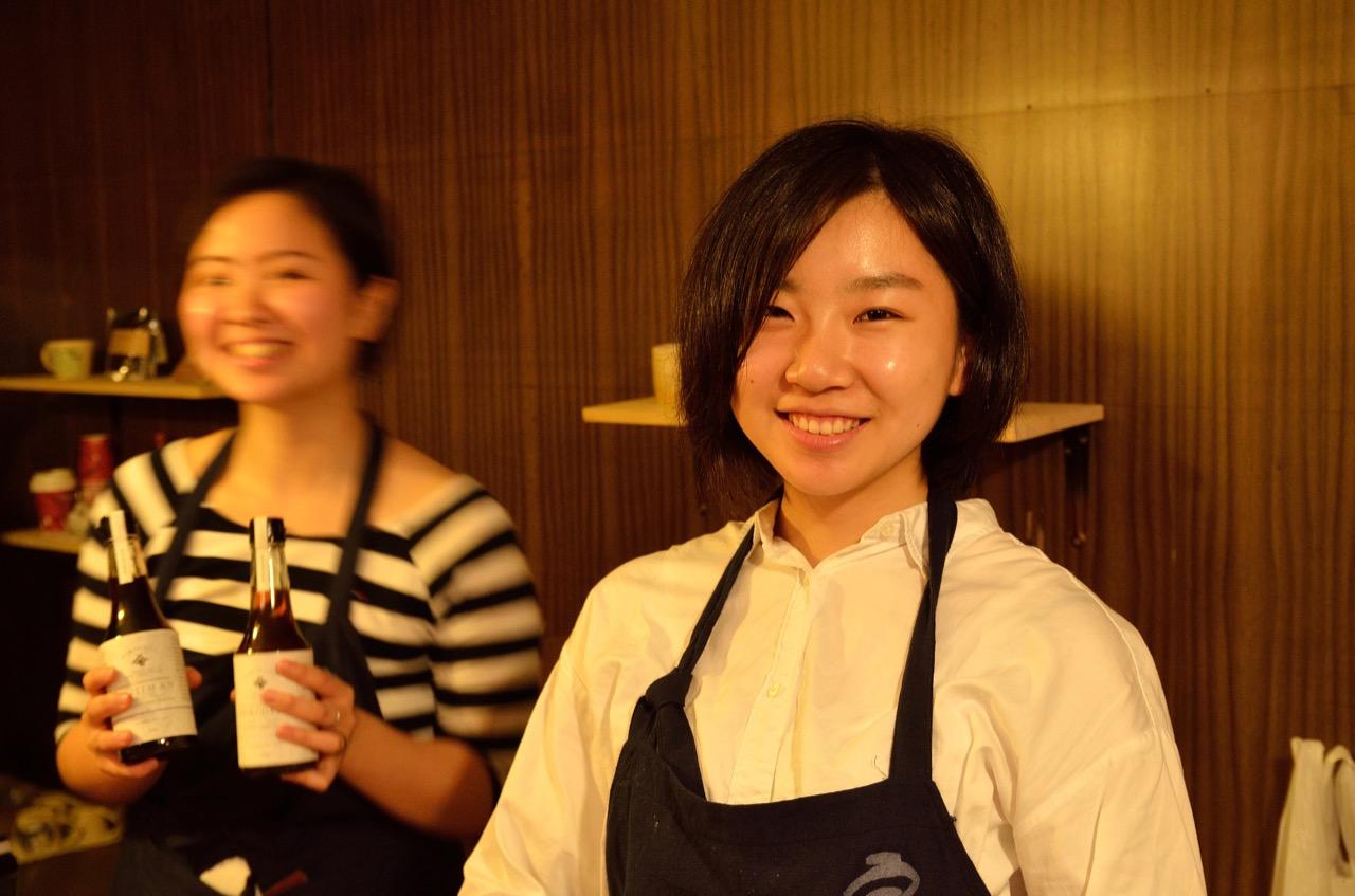 ウズズカフェ代表 畠山明莉さん|秋田公立美術大学