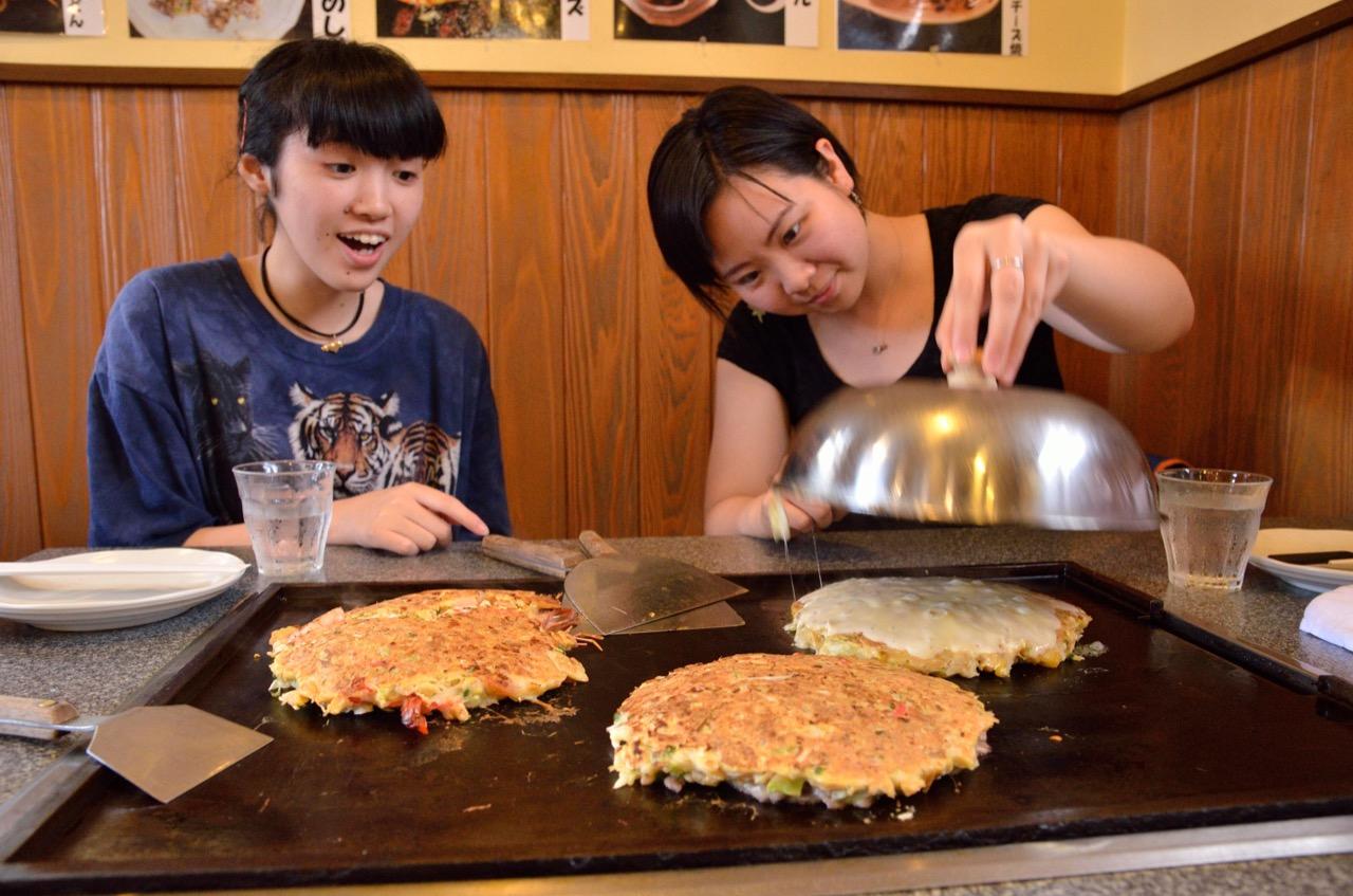 とんぼ亭 - お好み焼き・鉄板焼き(秋田市)