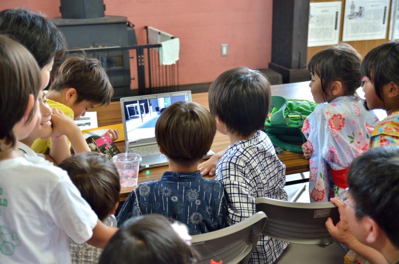 キッズクリエイティブマーケット|小中高生向け教育プログラム(G-experience)