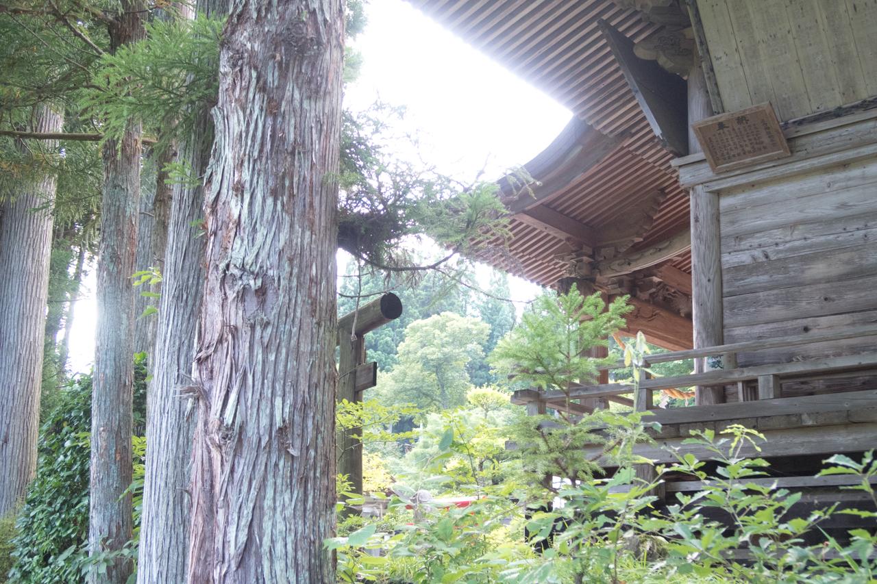 三吉神社(秋田市太平)