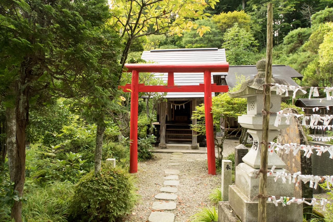 秋田のおすすめスポット探し|三吉神社(秋田市太平)
