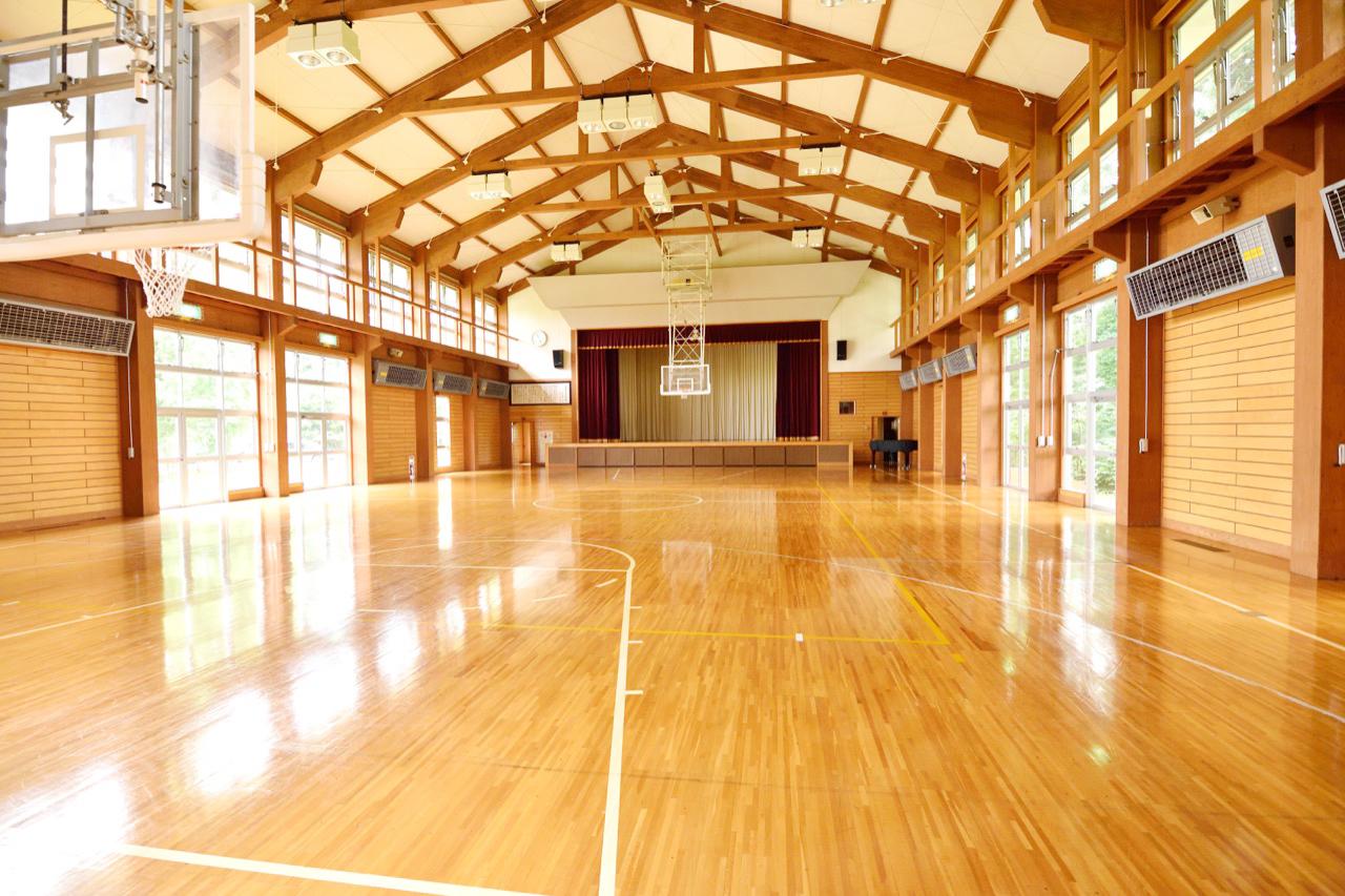 BABAME BASE - 五城目町地域活性化センター[旧 馬場目小学校]