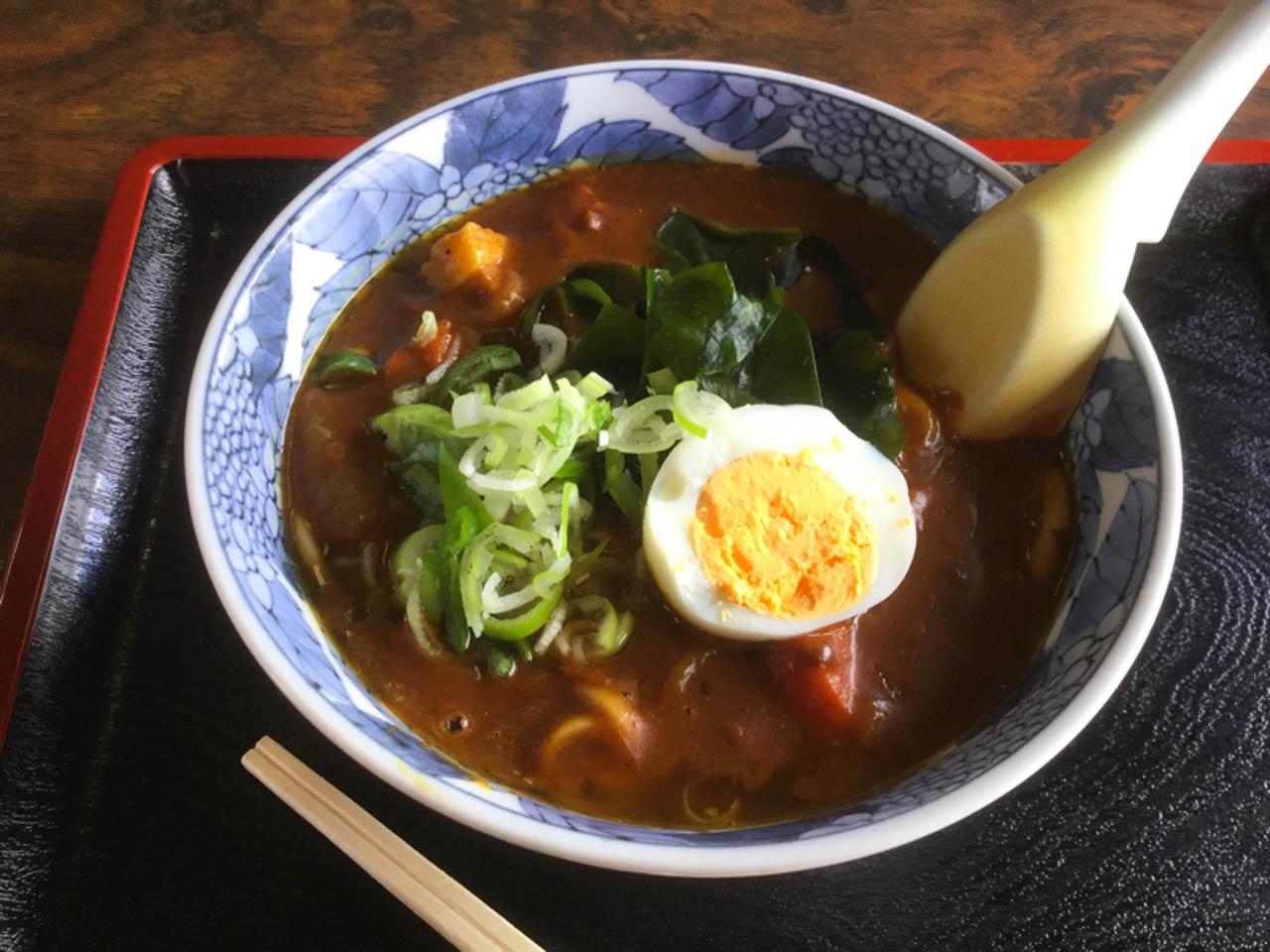 過去最高レベルの味噌ラーメンに出会った。から揚げもおいしい竹園(秋田県大館市大滝温泉)