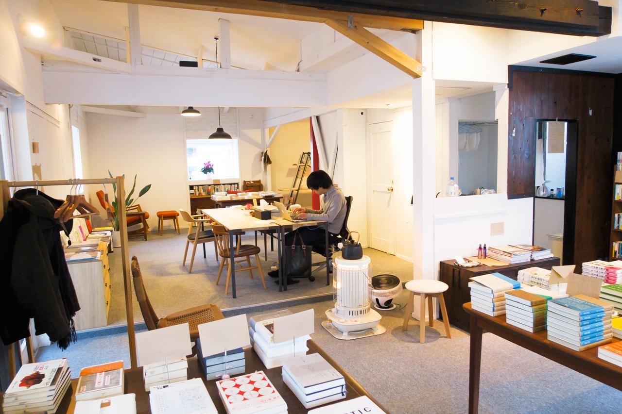 中通書店(秋田市) - 島根県出身のフリーのWeb系エンジニアのオフィス兼古本屋