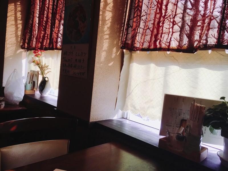 家庭的な味と雰囲気。大館の洋食屋歓土里(カントリー)
