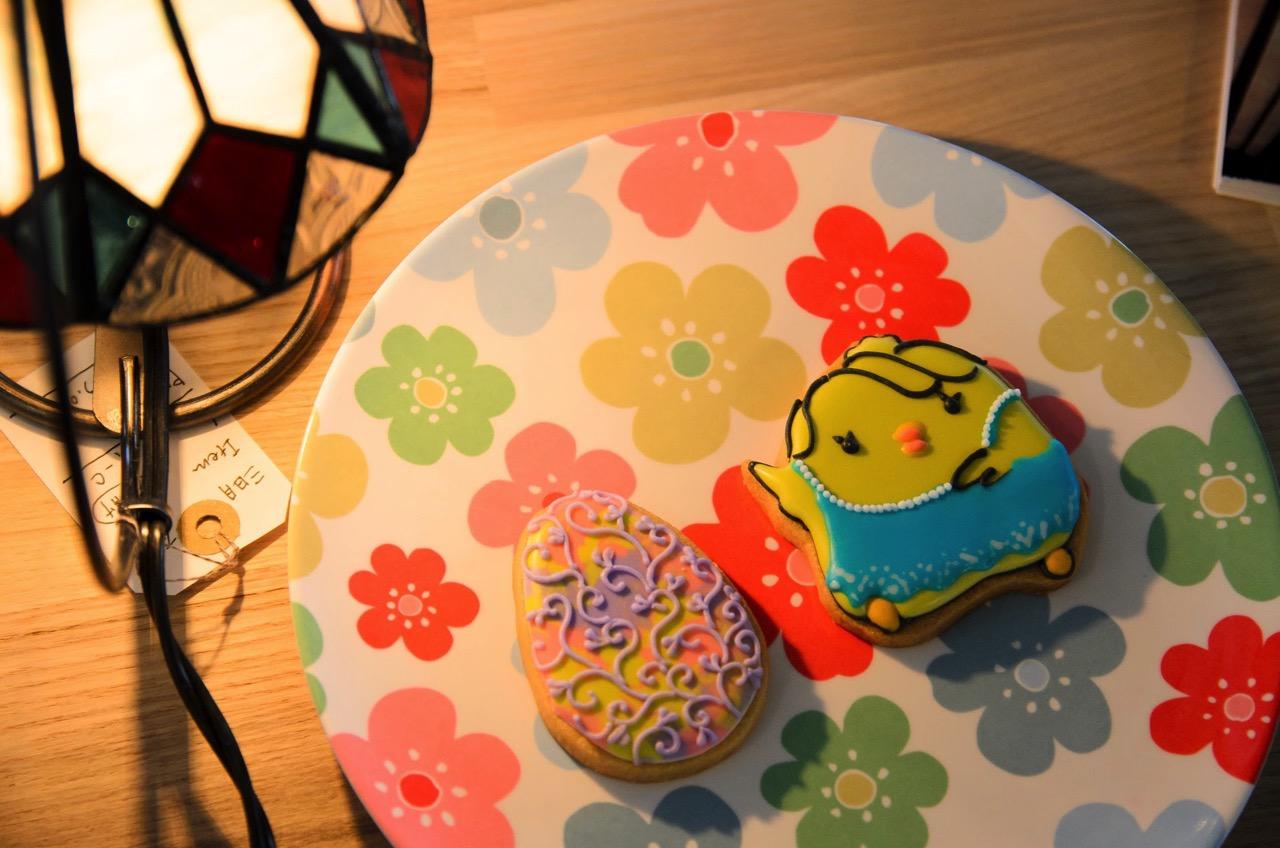 こまっちー|Joli アイシングクッキー イベント 秋田市