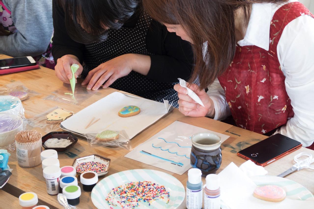装飾の作り方|Joli アイシングクッキー 教室
