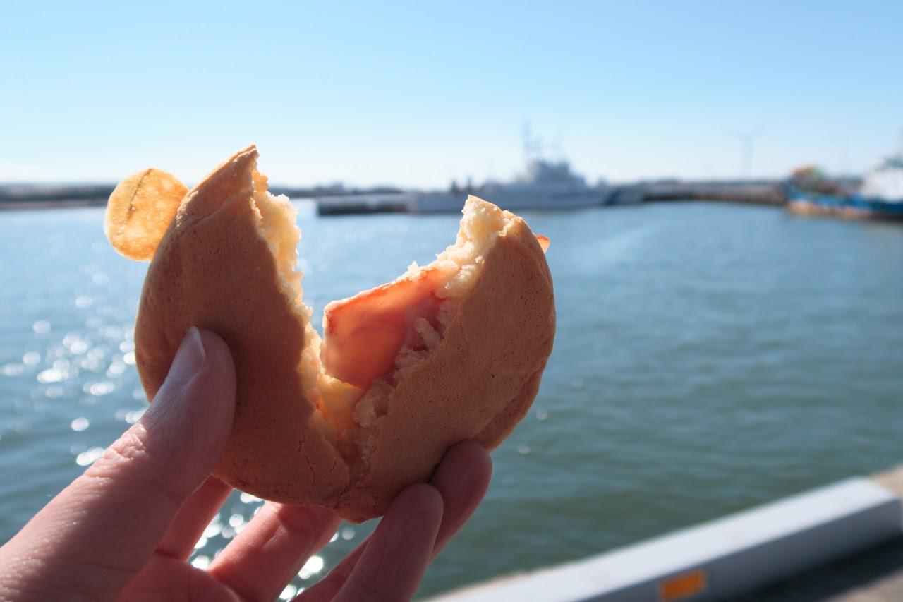 オランダ焼 あきた港