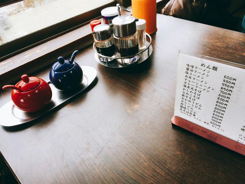 味噌ラーメン嫌いが愛する味噌ラーメン!大滝温泉 竹園(秋田県大館市)
