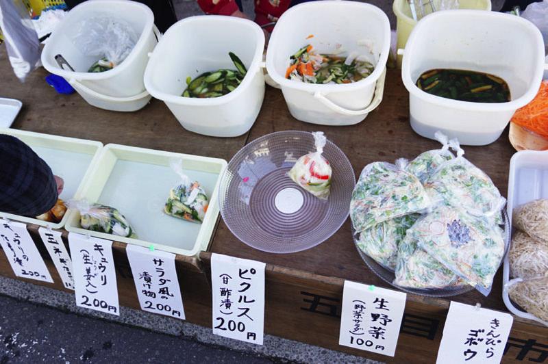 五城目朝市に初潜入!山菜まつり&朝ぷらが大賑わいだった