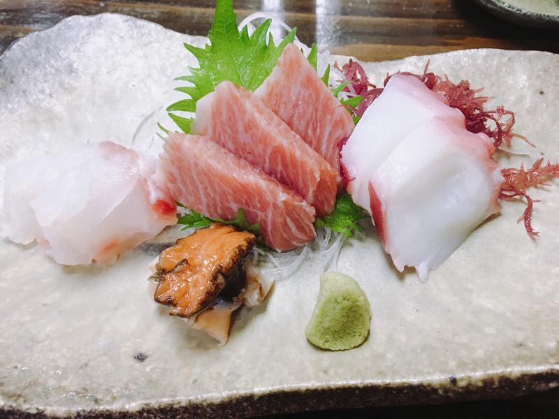 海鮮がおいしい店。大館市 割烹宍一(ししいち)