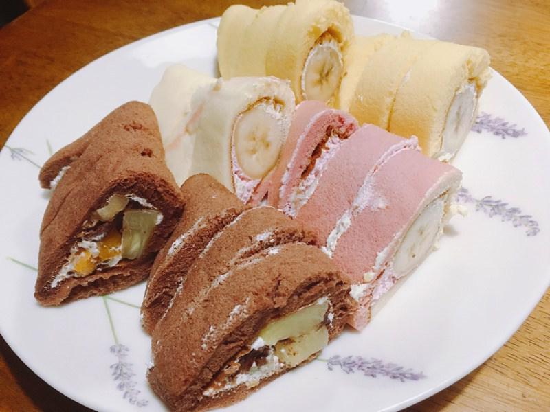 バナナボート × 秋田県内の高校のコラボレーション!3種のボートを食べ比べてみた