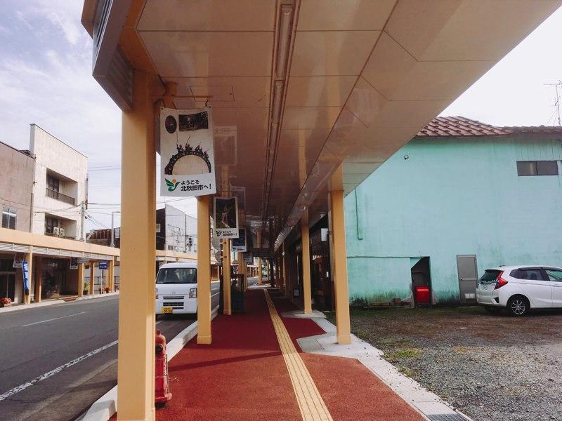 【北秋田市たかのすまち歩き】鷹巣駅前にオープン!HOLTO Cafe&gallery