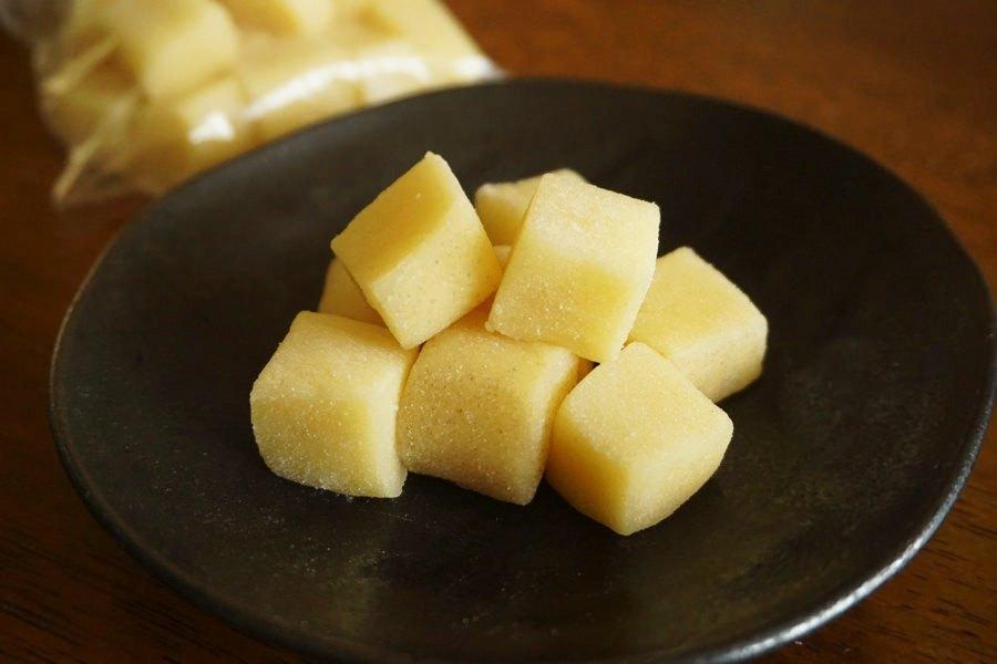 北秋田市名物バターもち、6種類+1を食べ比べてみた!感想とデータ総まとめ