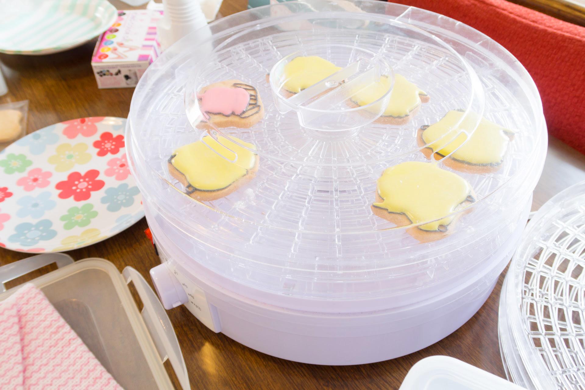 フードドライヤー|アイシングクッキー作りを効率的にするために必要